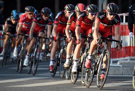Philippe Gilbert wygrywa wyścig wokół Pekinu Tour of Beijing