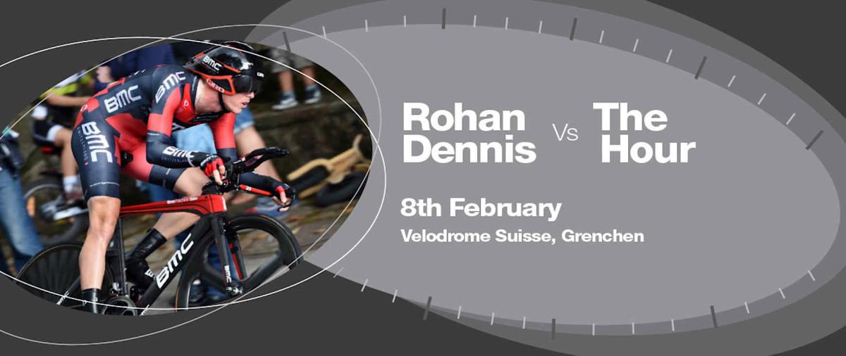 Jazda godzinna – Dennis spróbuje pobić rekord świata UCI