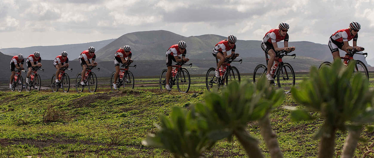 Uplace-BMC Pro Triathlon Team gotowy na 2015 rok!