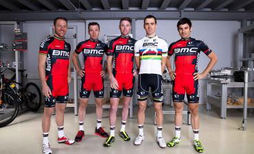 BMC MTB Racing Team 01 (mat. pras.)