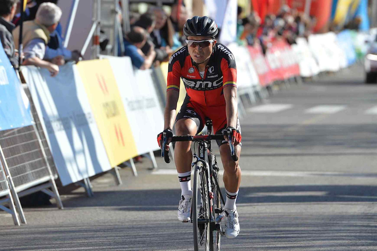 Volta a Catalunya, etap V: Atapuma coraz wyżej w klasyfikacji