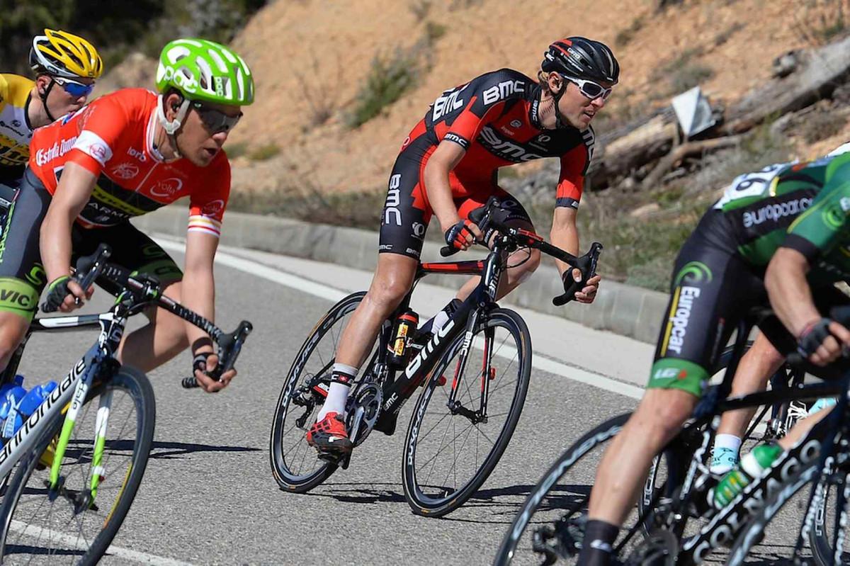 Volta a Catalunya, etap VI: Van Garderen wysoko
