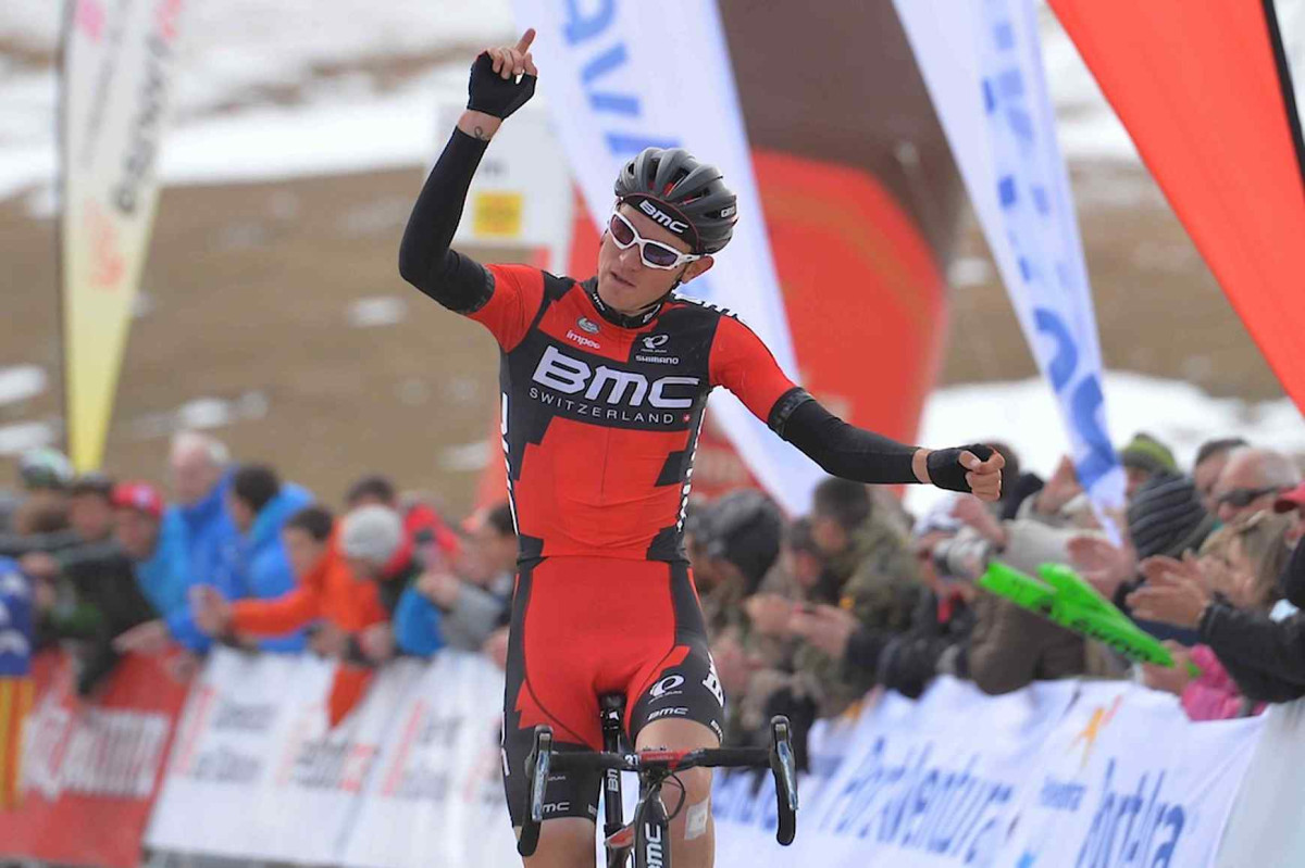 Volta a Catalunya, etap IV: Van Garderen zwycięski