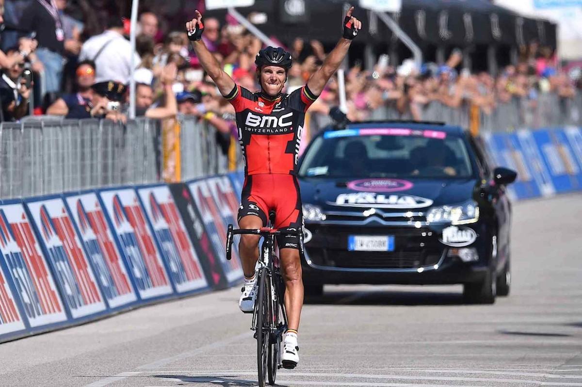 Giro d'Italia, etap XVIII: Kolejny etap dla Gilberta