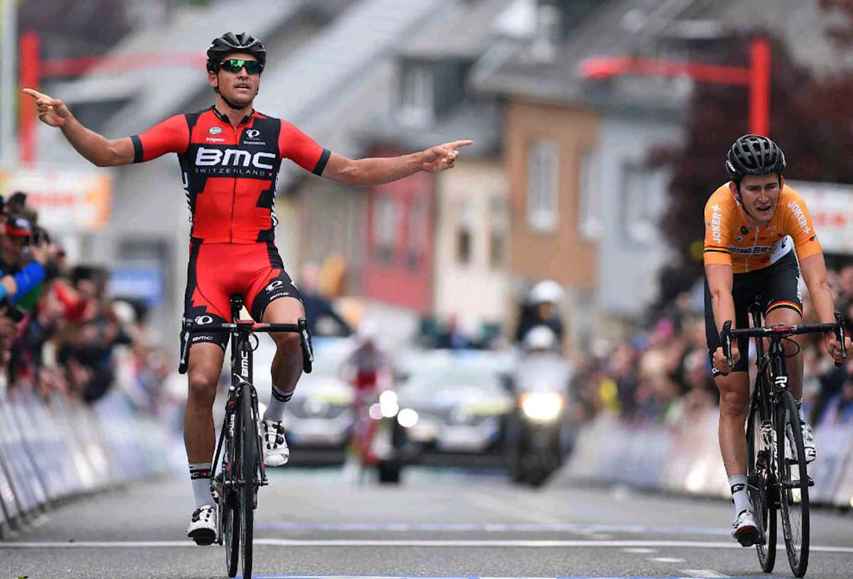 Van Avermaet najlepszy w Baloise Belgium Tour