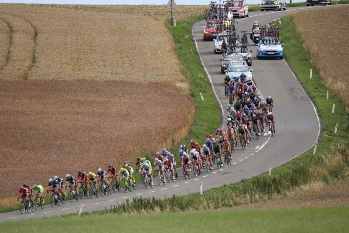 Tour de Wallonie, etap IV: Zabel na 10. miejscu