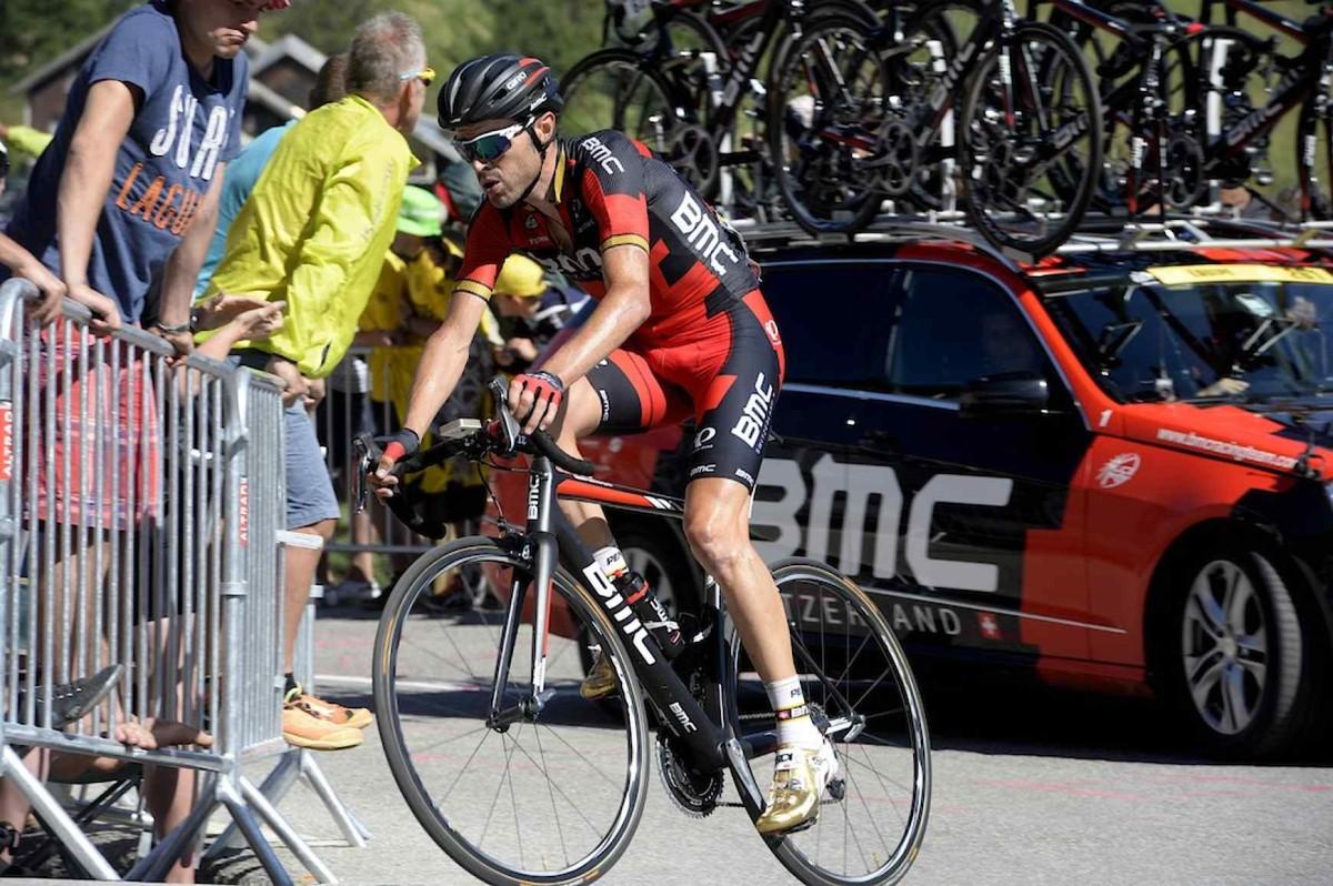 Tour de France, etap XX: Sánchez tuż za pierwszą dziesiątką