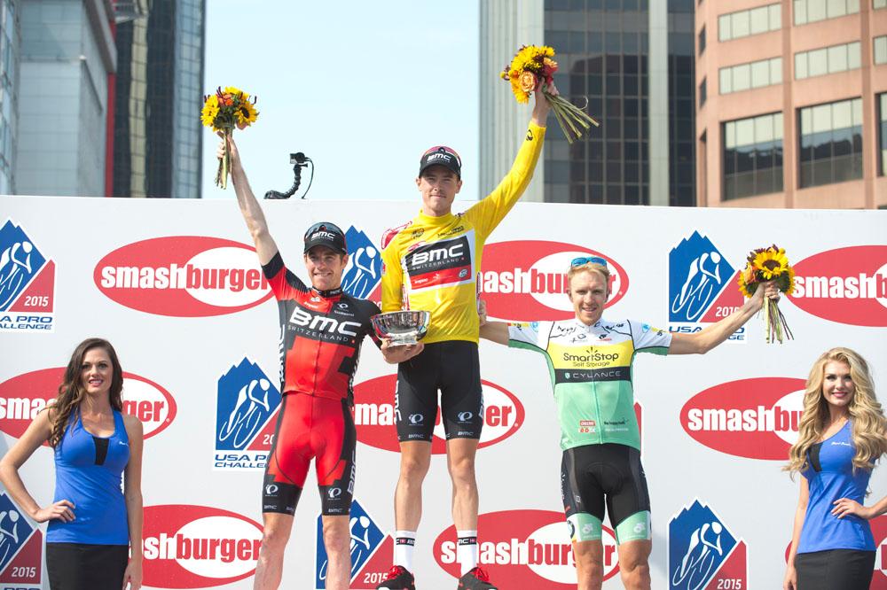 USA Pro Challenge zdominowane przez kolarzy BMC