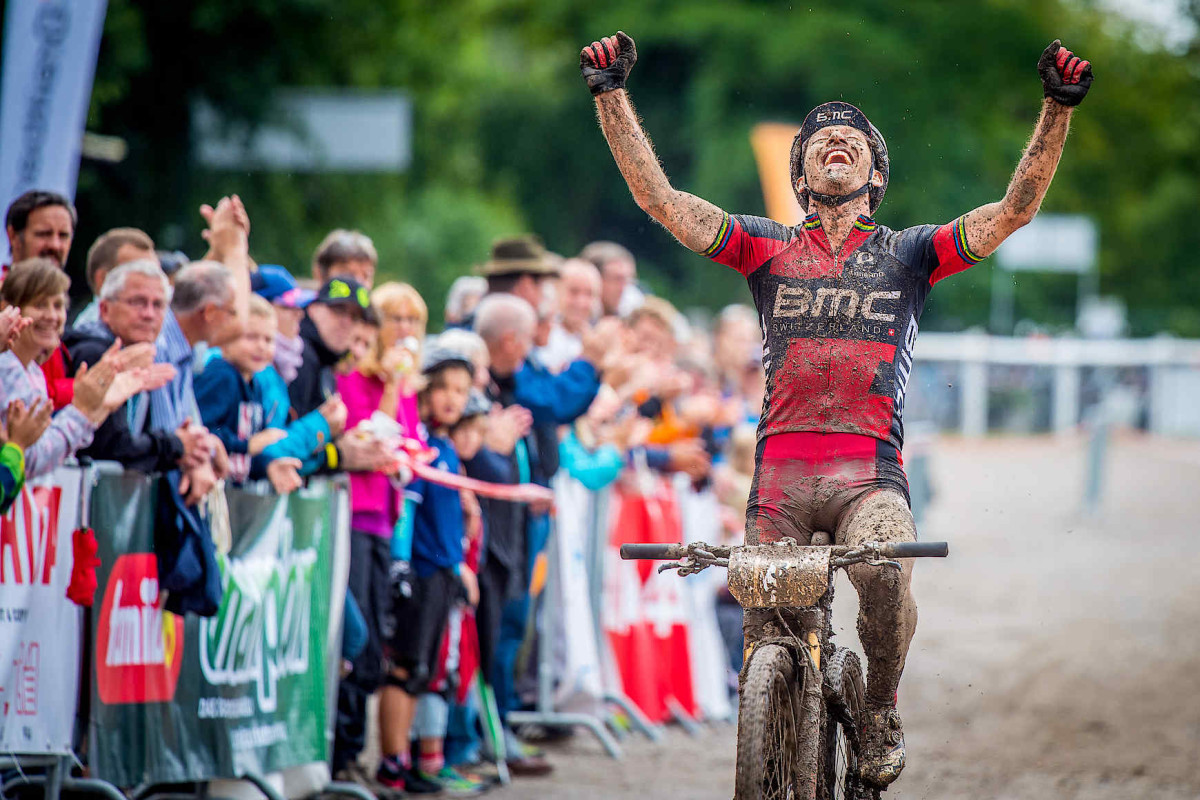 Ralph Näf zwycięzcą BMC Racing Cup