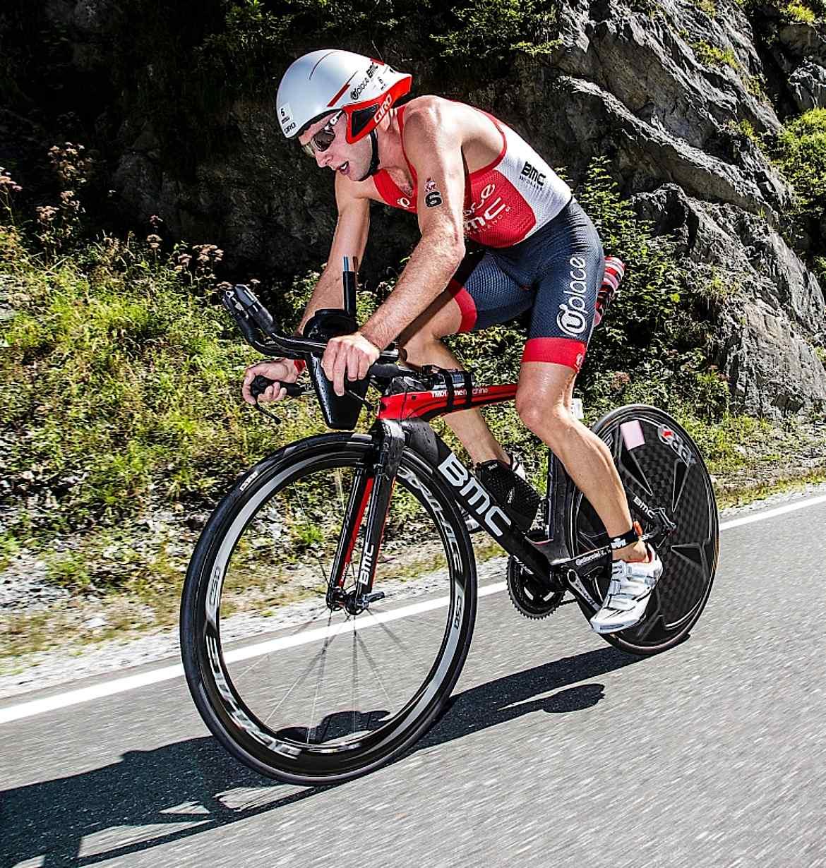 Bart Aernouts tuż za podium Mistrzostw Świata Ironman 70.3