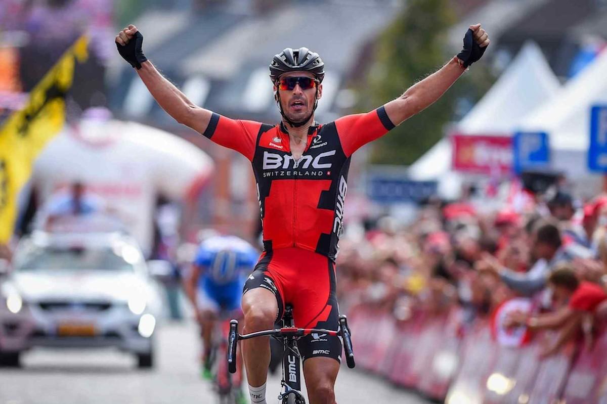 Eneco Tour, etap VII: Quinziato wygrywa