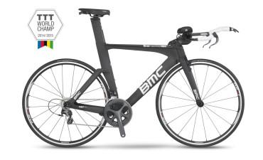 Szosowy rower aero BMC timemachine TM01 Ultegra 01 (mat. pras.)