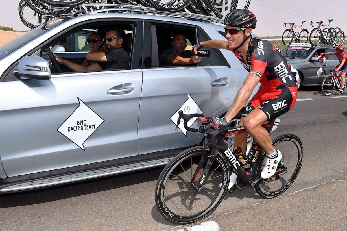 Abu Dhabi Tour, etap I: Finisz w upale