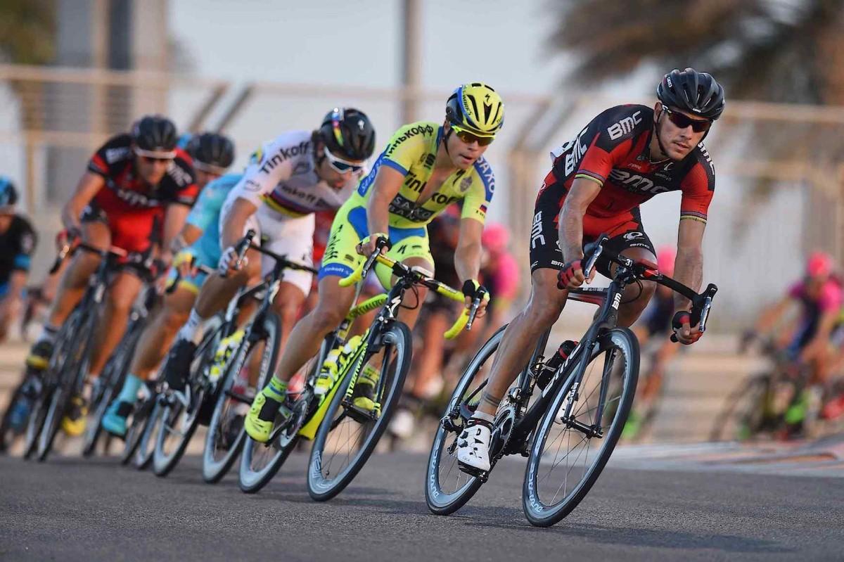 Abu Dhabi Tour, etap IV: Oss tuż za podium