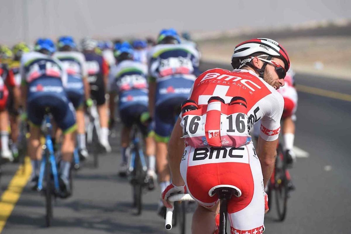 Abu Dhabi Tour, etap III: Następny upalny start