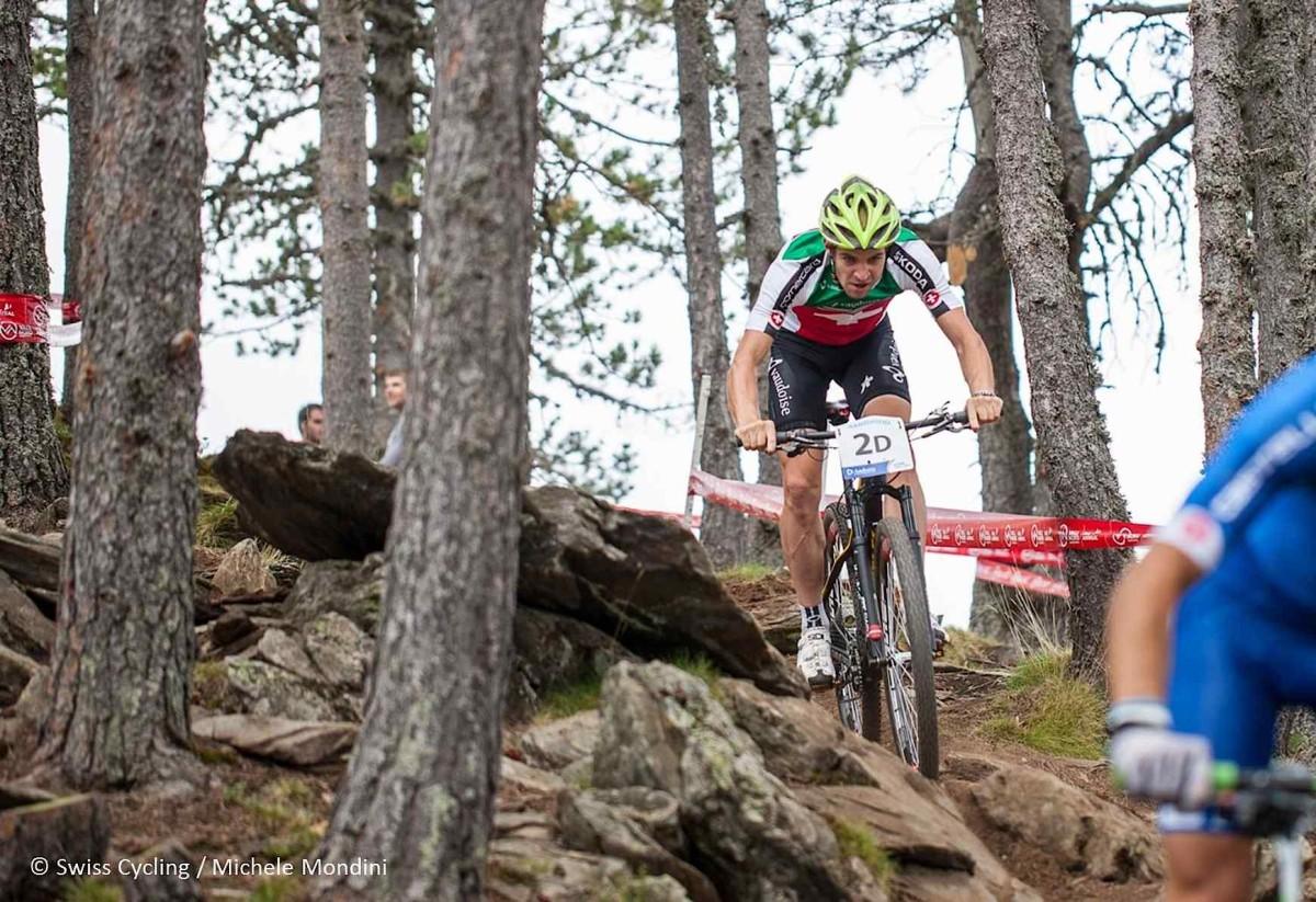 Lars Forster dołącza do BMC MTB Racing Team