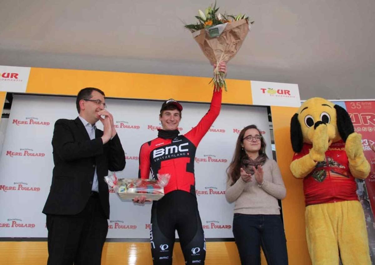 Tom Bohli w składzie BMC Racing Team