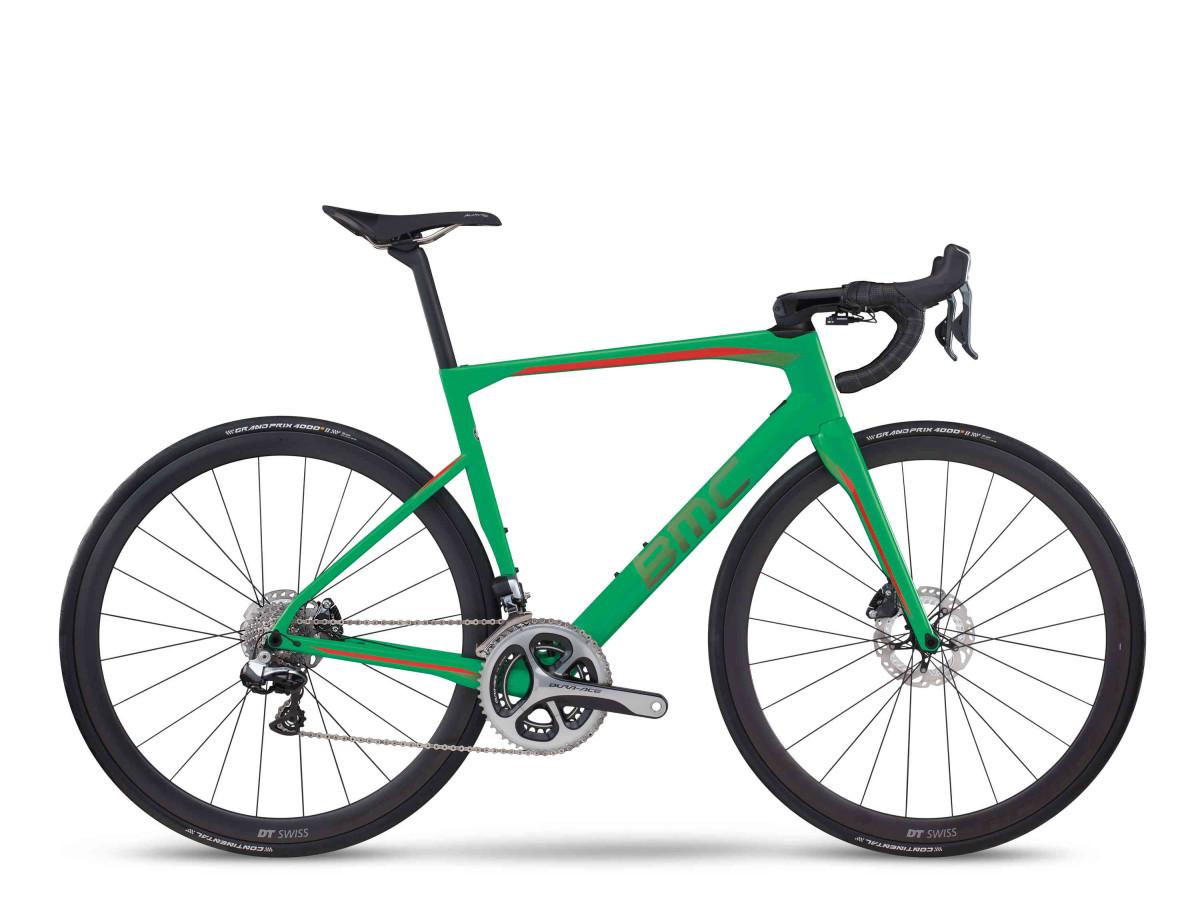 BMC roadmachine 01 – wszechstronny i innowacyjny rower szosowy