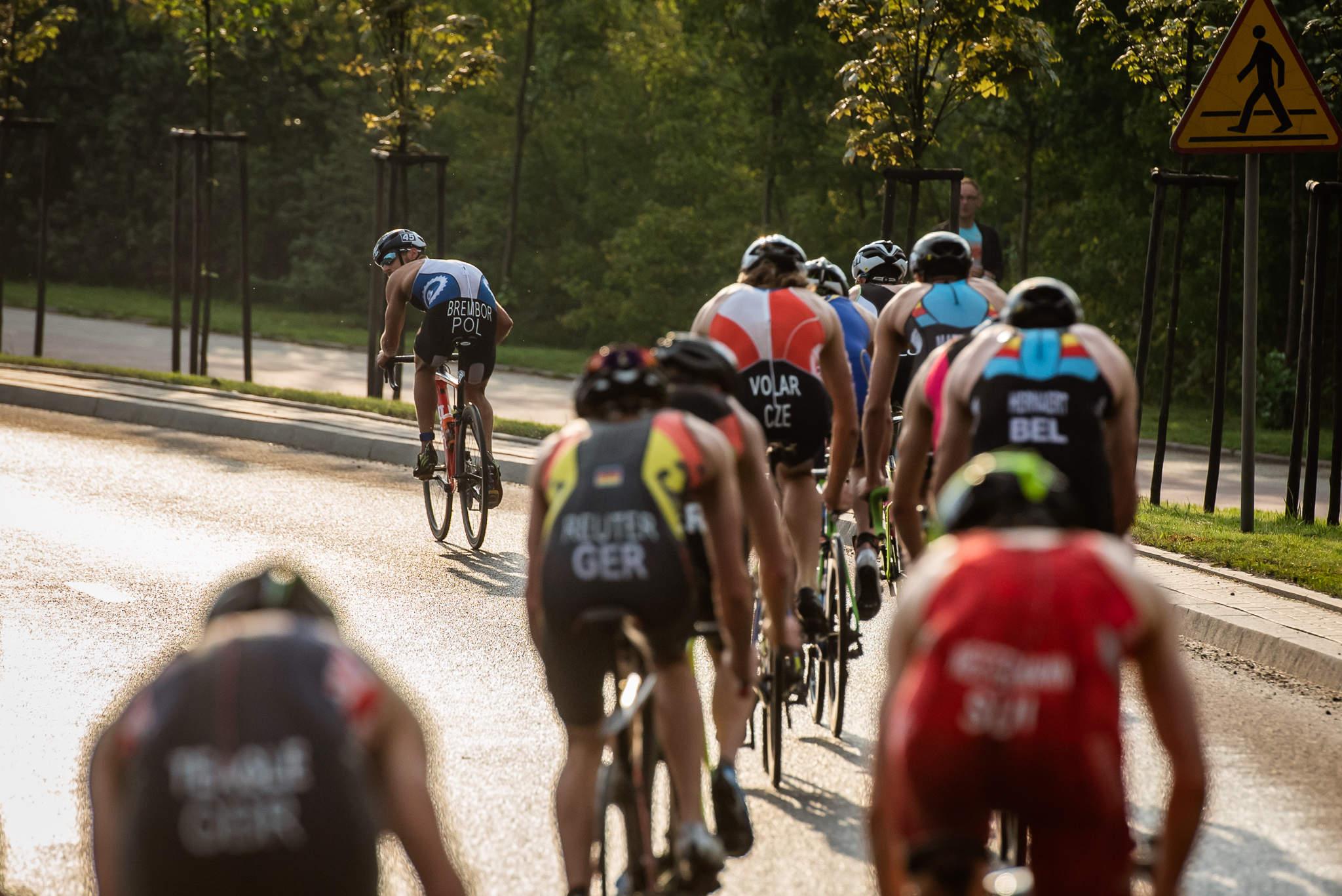 GVT BMC Triathlon Team po Pucharze Europy w Olsztynie