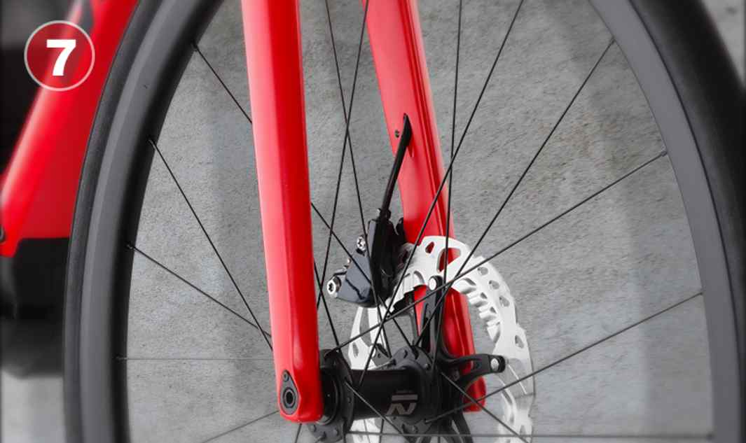 Internal Cable Routing A sleek look with reduced maintenance