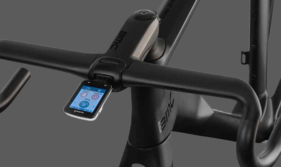 Integrated Garmin/GoPro interface