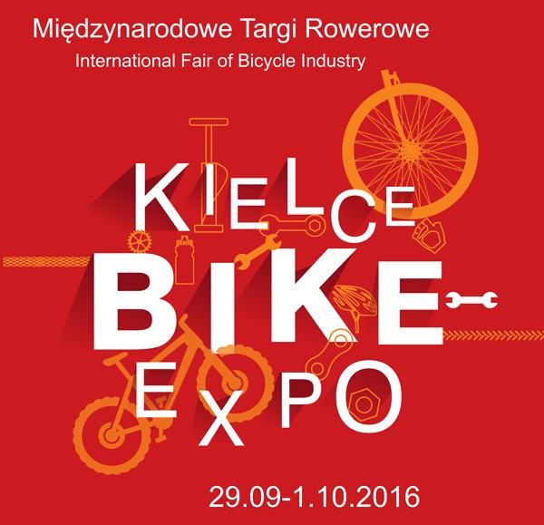 Zapraszamy na KIELCE BIKE-EXPO 2016