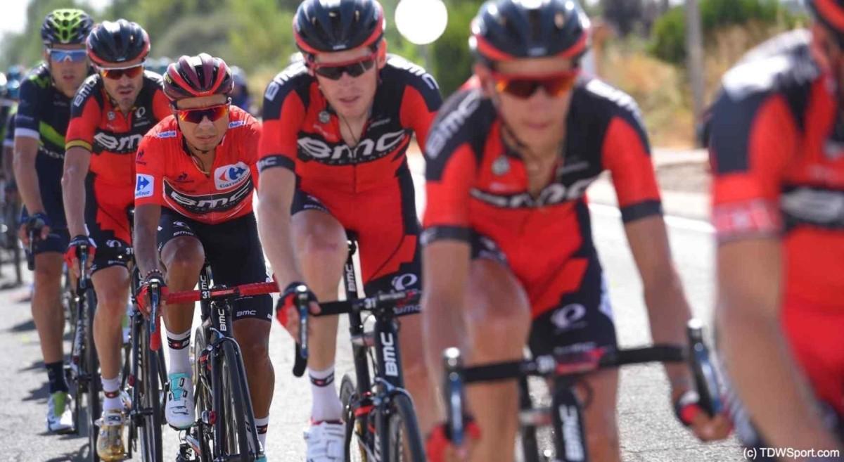 Vuelta a España, etap VIII: Zmiany w klasyfikacji generalnej
