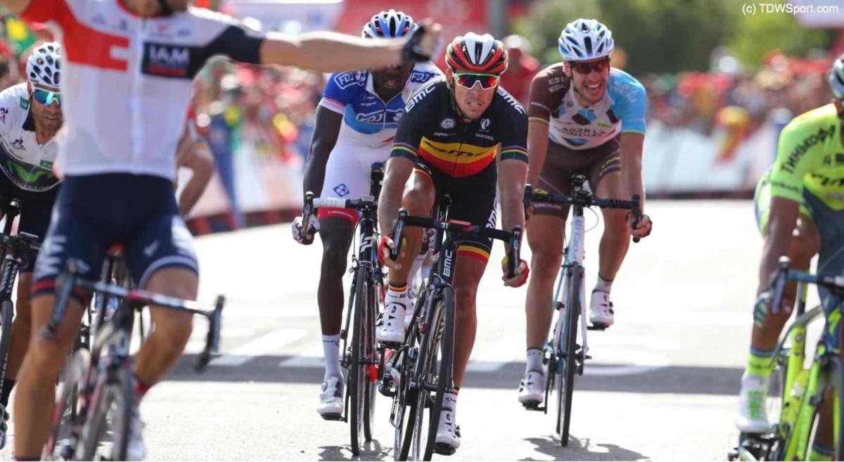 Vuelta a España, etap VII: Gilbert na 4. pozycji