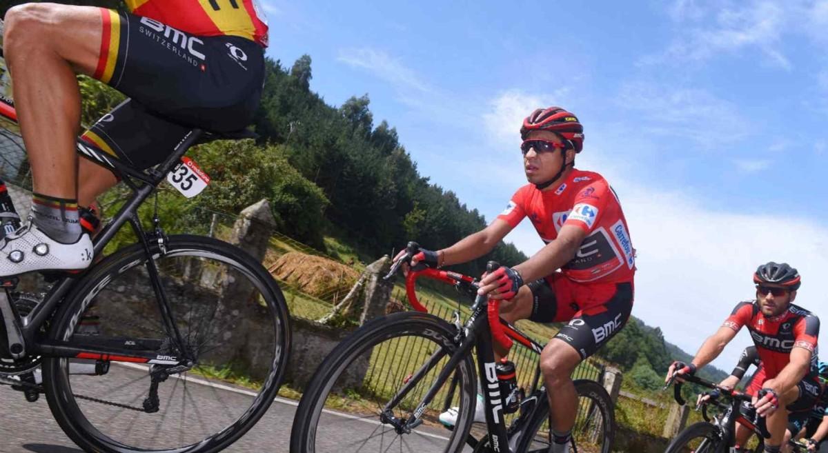 Vuelta a España, etap V: Atapuma wciąż w czerwonej koszulce