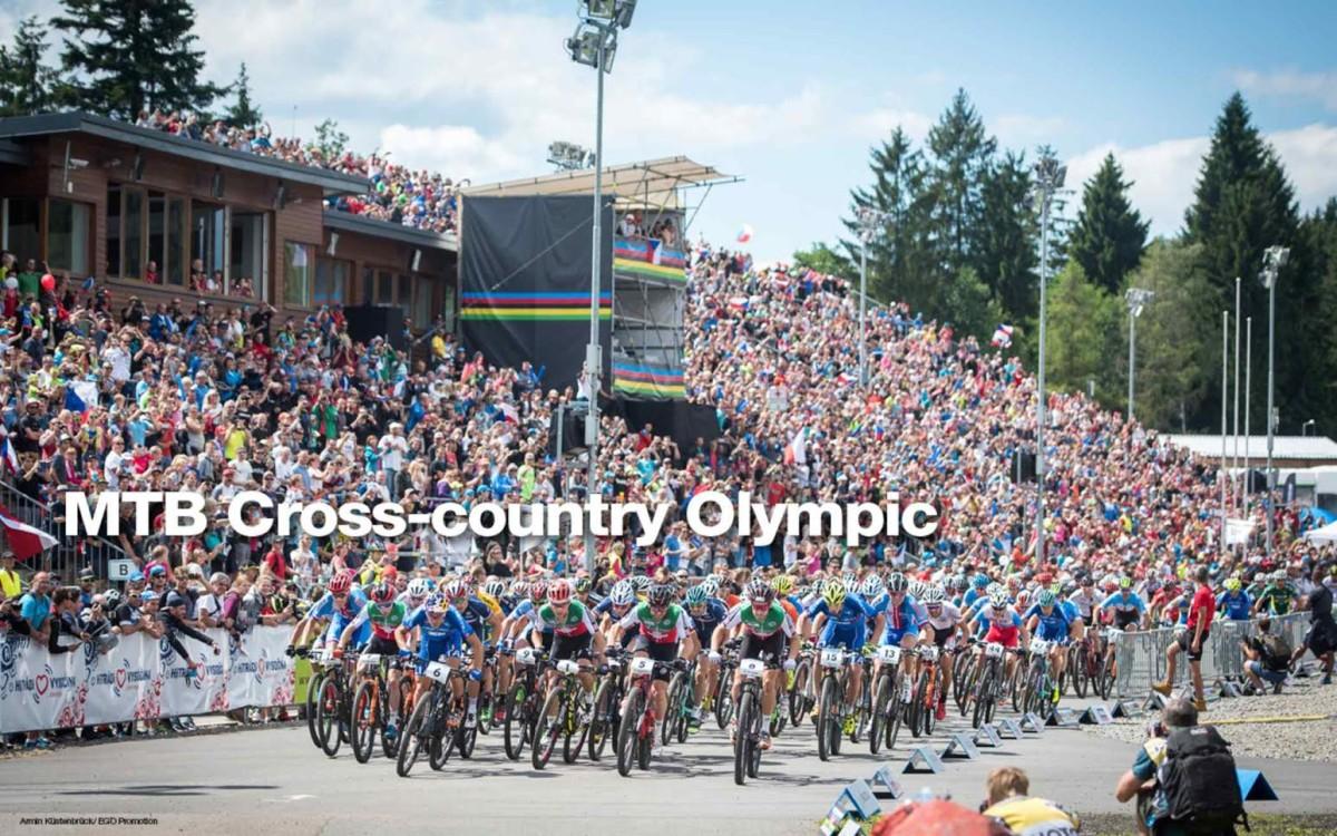 Kolarstwo w Rio: Wyścig cross country