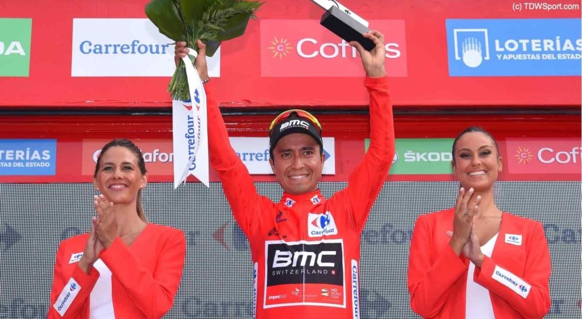 Vuelta a España, etap IV: Atapuma nowym liderem wyścigu