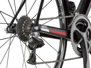 Rower szosowy BMC teammachine SLR01 Dura Ace Di2 04 (mat. pras.)