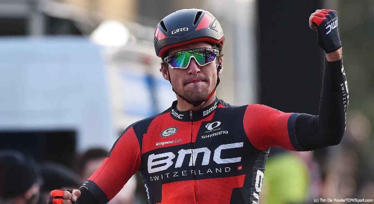 Van Avermaet wygrywa wyścig Omloop Het Nieuwsblad