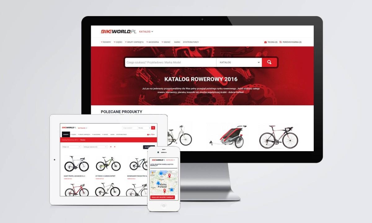 Rowery BMC w nowym katalogu bikeworld.pl