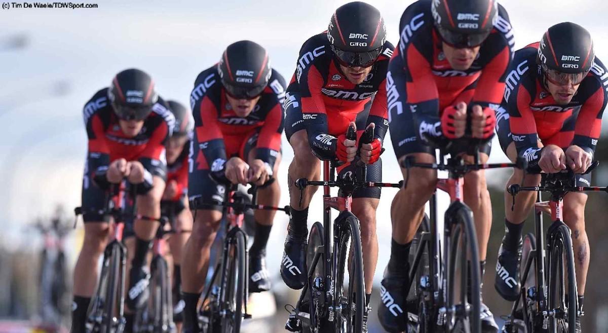 BMC na czele rankingów UCI World Tour