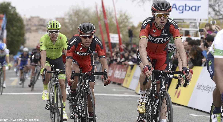 Volta a Catalunya, etap V: Klasyfikacja generalna bez zmian