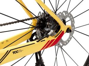 Rower szosowy BMC granfondo GF01 Disc Ultegra Di2 04 (mat. pras.)