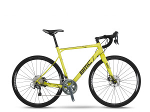 Rower szosowy BMC granfondo GF02 Disc Tiagra (mat. pras.)