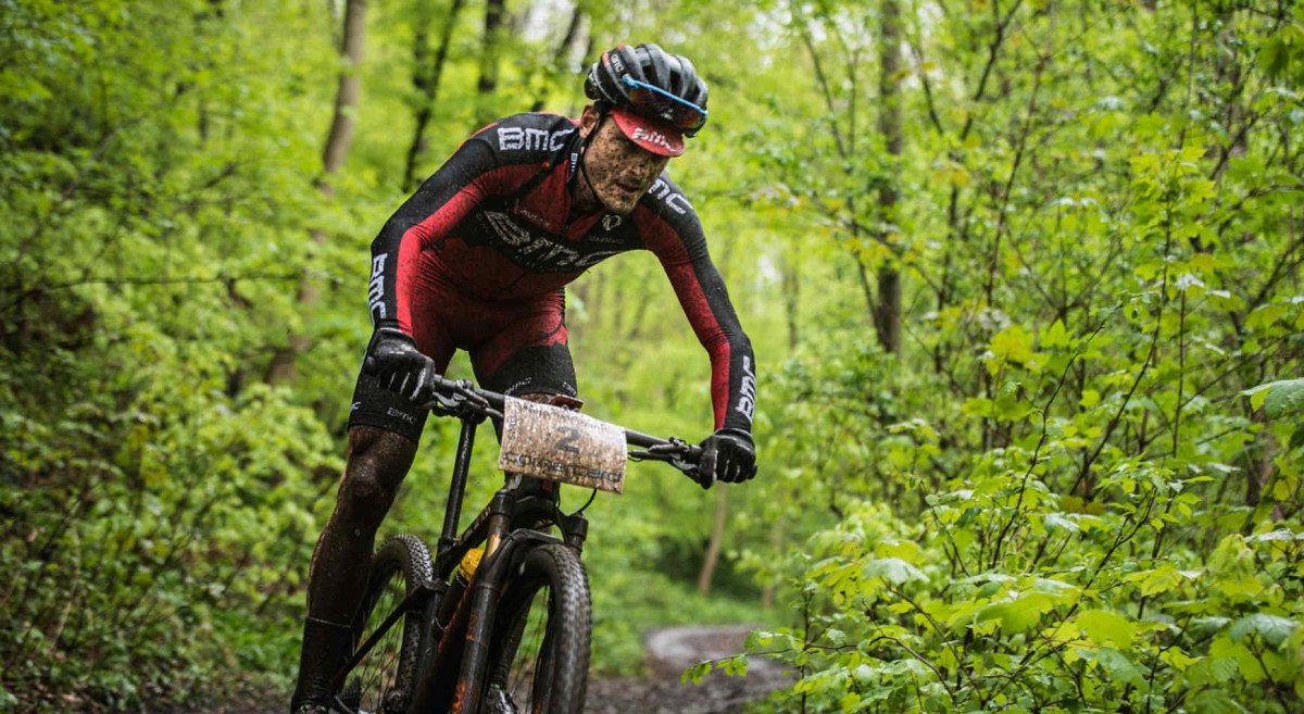 Indergand najlepszy w Swiss Bike Cup