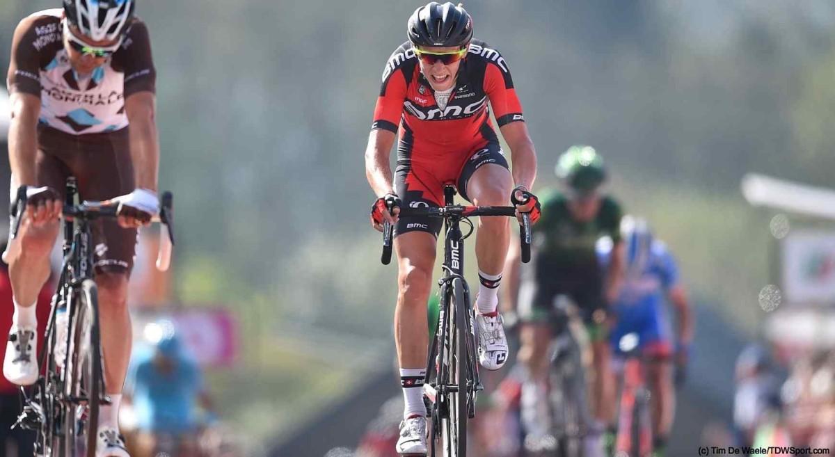 Lista zawodników na wyścig: La Flèche Wallonne