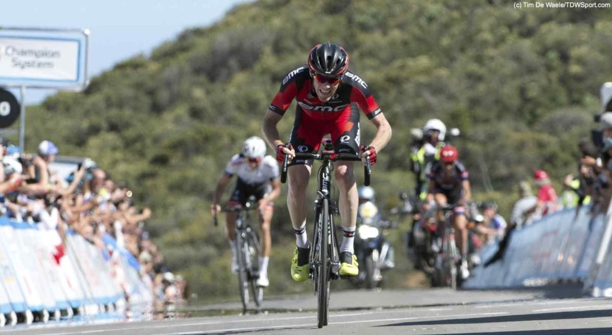 Brent Bookwalter nadal w BMC Racing Team
