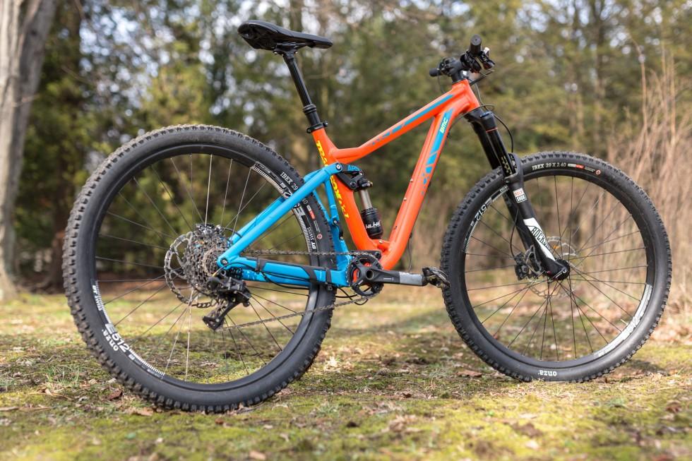 BMC trailfox 03 – pewny i zwrotny rower enduro