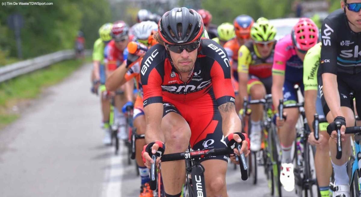 Daniel Oss przedłuża kontrakt z BMC Racing Team