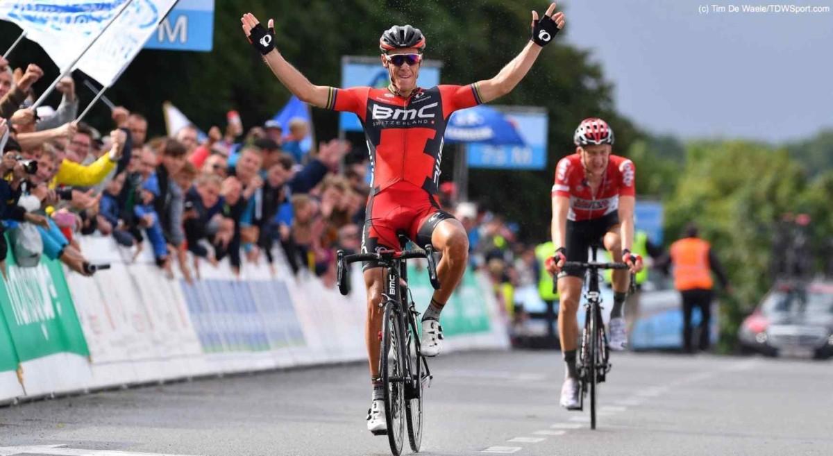 Mistrzostwa Belgii w kolarstwie – Gilbert ze złotem, Van Avermaet z brązem