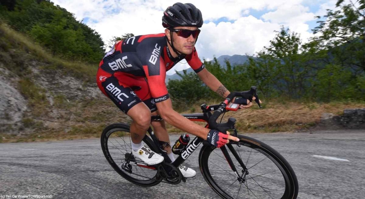 Damiano Caruso przedłuża kontrakt z BMC Racing Team