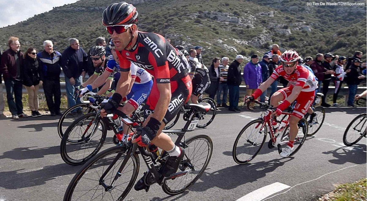 Amaël Moinard kolejny rok z drużyną BMC