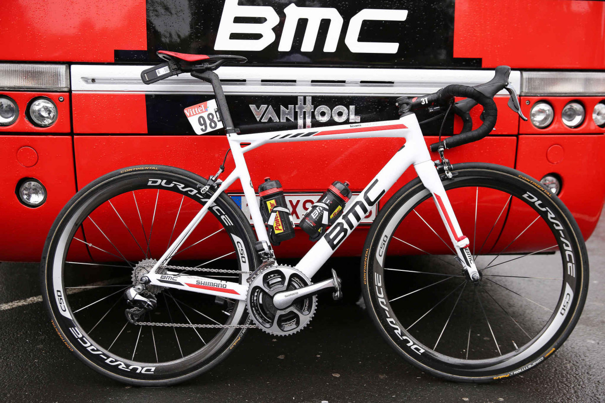 BMC z nowym sprzętem na Tour de France