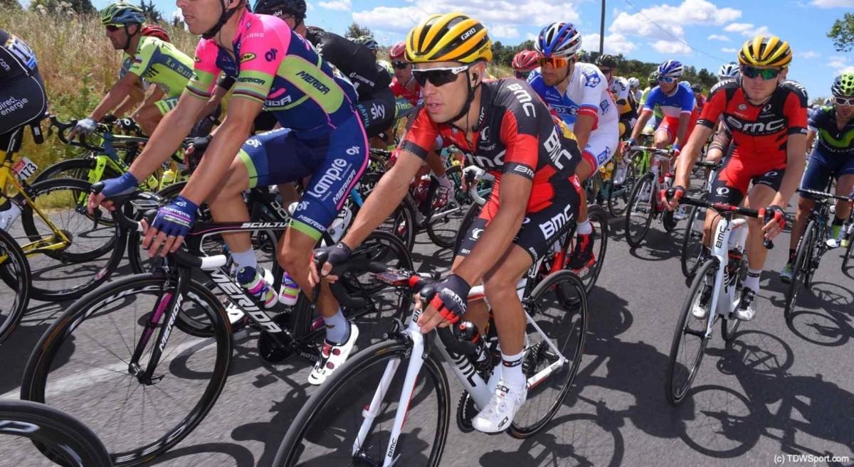 Tour de France, etap XII: Chaos pod Mont Ventoux