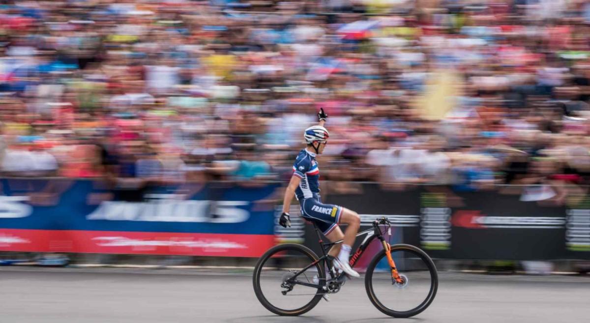 Mistrzostwa świata MTB – brązowy medal dla Absalona