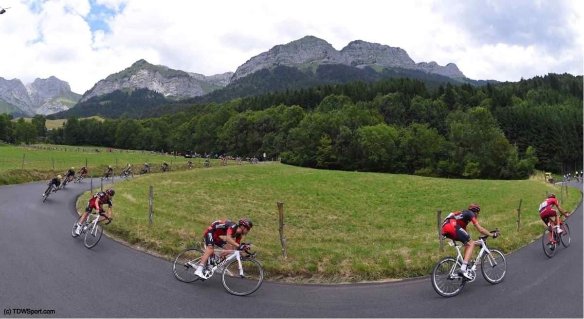 Tour de France, etap XIX: Porte awansuje na 5. miejsce w klasyfikacji